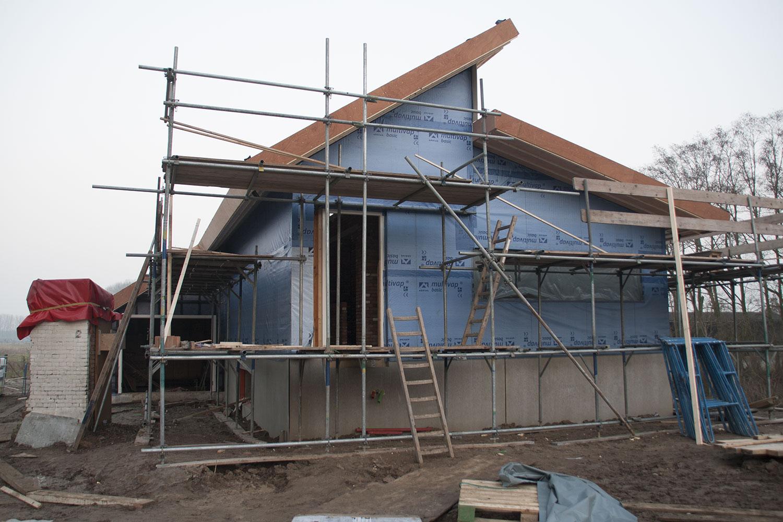 Bijna een waterdicht dak rosmalensedijk 2 39 s for Huis waterdicht maken