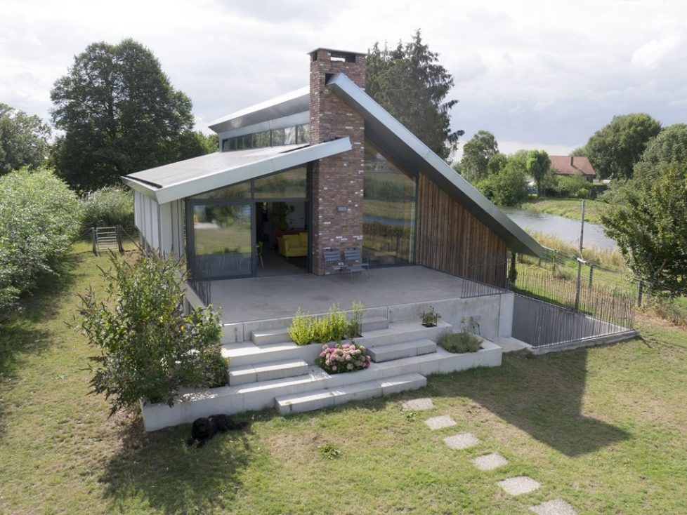 Rond Huis Bouwen : Energieleverend huis rosmalensedijk 2 s hertogenbosch